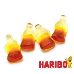 Haribo Cola Bottles