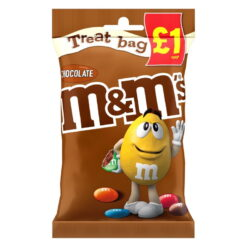 M&M's Chocolate 82g £1pm