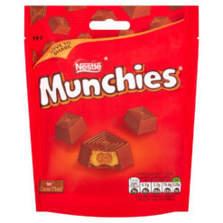 Munchies Milk Chocolate Share Pouch