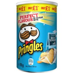 Pringles Salt & Vinegar 70g