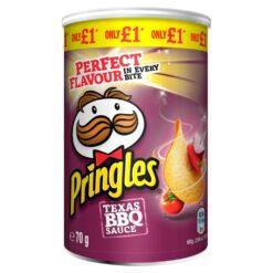 Pringles BBQ 70g