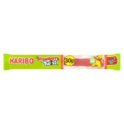Haribo Strawberry Twist Chew 25g
