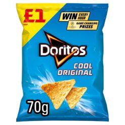 Doritos Cool Original Sharing Bag 70g