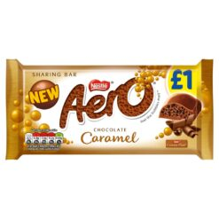 Aero Caramel Sharing Bar