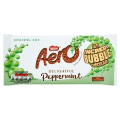 Aero Sharing Mint Chocolate Bar 100g