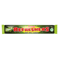 Refreshers Sour Apple Chew Bar