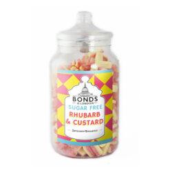 Bonds Sugar Free Rhubarb & Custard