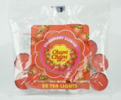 Chupa Chups Strawberry Tealights