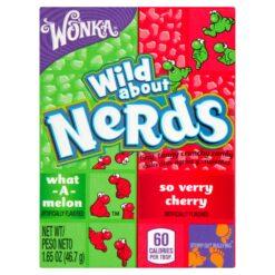 Wonka Nerds Watermelon & Wild Cherry