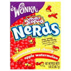 Wonka Nerds Watermelon Apple & Cherry Lemonade