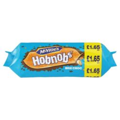 McVities Milk Choc Hobnobs 262g