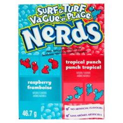 Nerds Surf & Turf