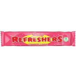 Swizzels Refreshers Strawberry Chew Bar 18g