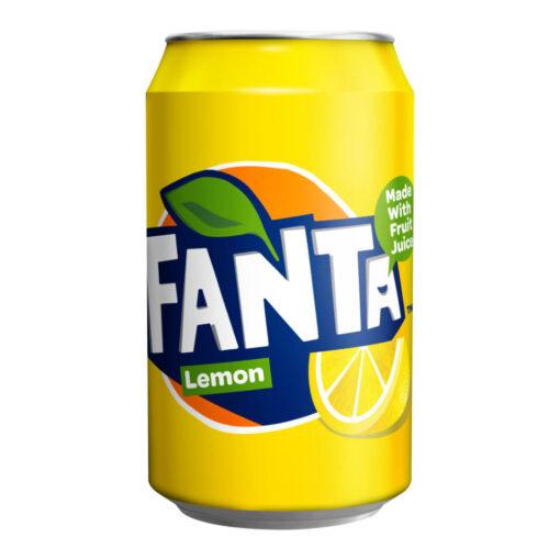 Fanta Lemon 330ml