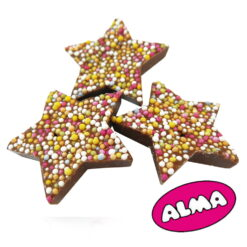 Alma Milk Chocolate Starz