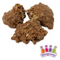 Kingsway Milk Chocolate Coconut Clusters