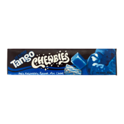 tango blue raspberry chewbies