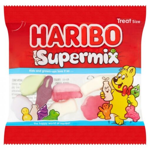 Haribo Supermix Treat Bag