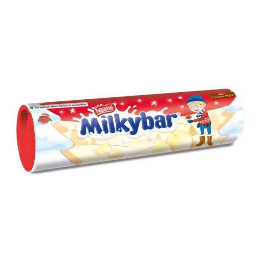milky tube