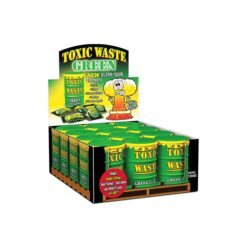 green toxic waste