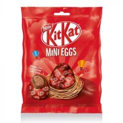 Kit Kat Milk Chocolate Mini Eggs