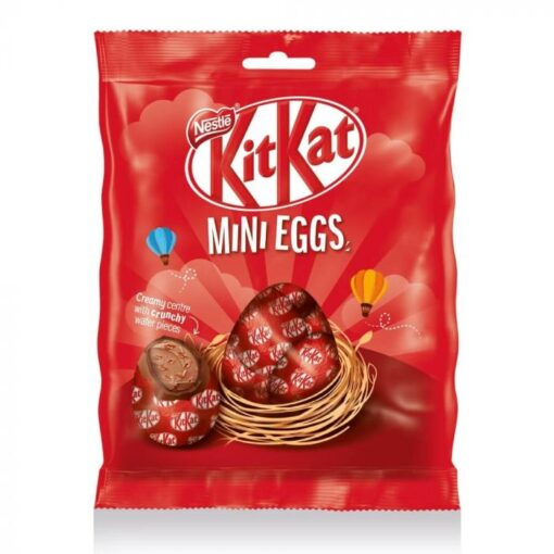 Kit Kat Milk Chocolate Mini Eggs