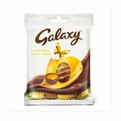 galaxy caramel eggs