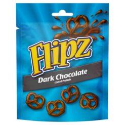 dark chocolate flipz