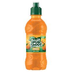 orange fruit shoot