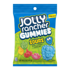 Jolly rancher sour gummy