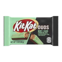 Kit Kat Duos Dark Chocolate Mint