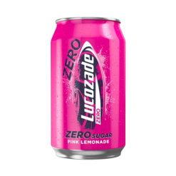 lucozade pink lemonade