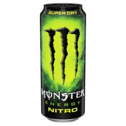 monster nitro super dry