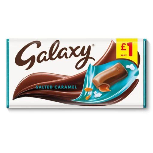 salted caramel galaxy